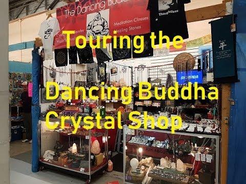 Touring The Dancing Buddha - Gibraltar Weekend Market