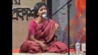 mousumi bhowmik live ami shunechi sedin