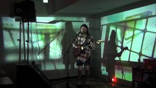 アイスコーヒー(a.k.a 猫町)@ spazio rita 2015may16th
