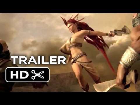 Heavenly Sword Official Trailer #1 (2014) - Video Game Movie HD