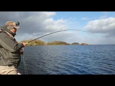 2019 Lough Corrib Buzzer Fishing