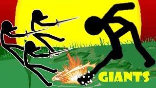 Stick War Legacy - Giants Avatar MODE Tournament Part 89