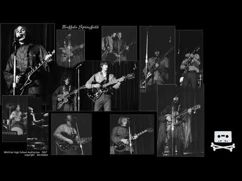 Buffalo Springfield - Whittier, California 1968 (upgrade)