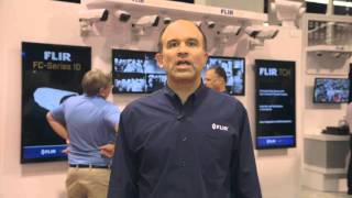FLIR FC-Series ID Thermal Imaging Cameras @ ASIS 2015