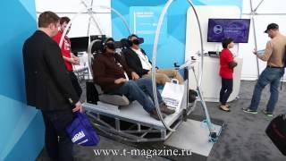 CONEXPO-CON/AGG 2017: павильоны Tech Experience, краткий обзор инноваций на Conexpo