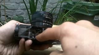 Attempt to fix Lomo Sokol Rangefinder