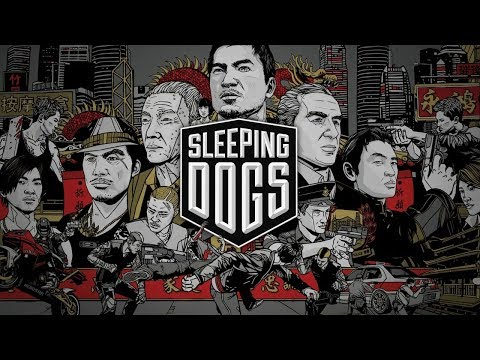 Sleeping Dogs Side Mission - Martial Arts Clubs (HD,60fps)