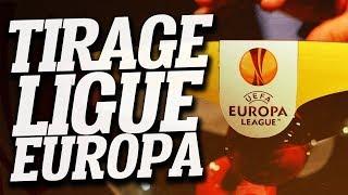 🔴 DIRECT / LIVE : TIRAGE EUROPA LEAGUE