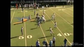 Raised Arm Touchdown Penalty Costs High School Championship Title