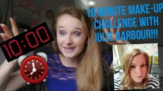 10 MINUTE MAKE-UP CHALLENGE !!!!