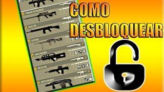 COMO DESBLOQUEAR LA ARMAS DE BATTLEFIELD 2