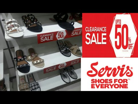 Service Shoes Clearance Sale upto 50 % off with prices - Noumana's Vlogs