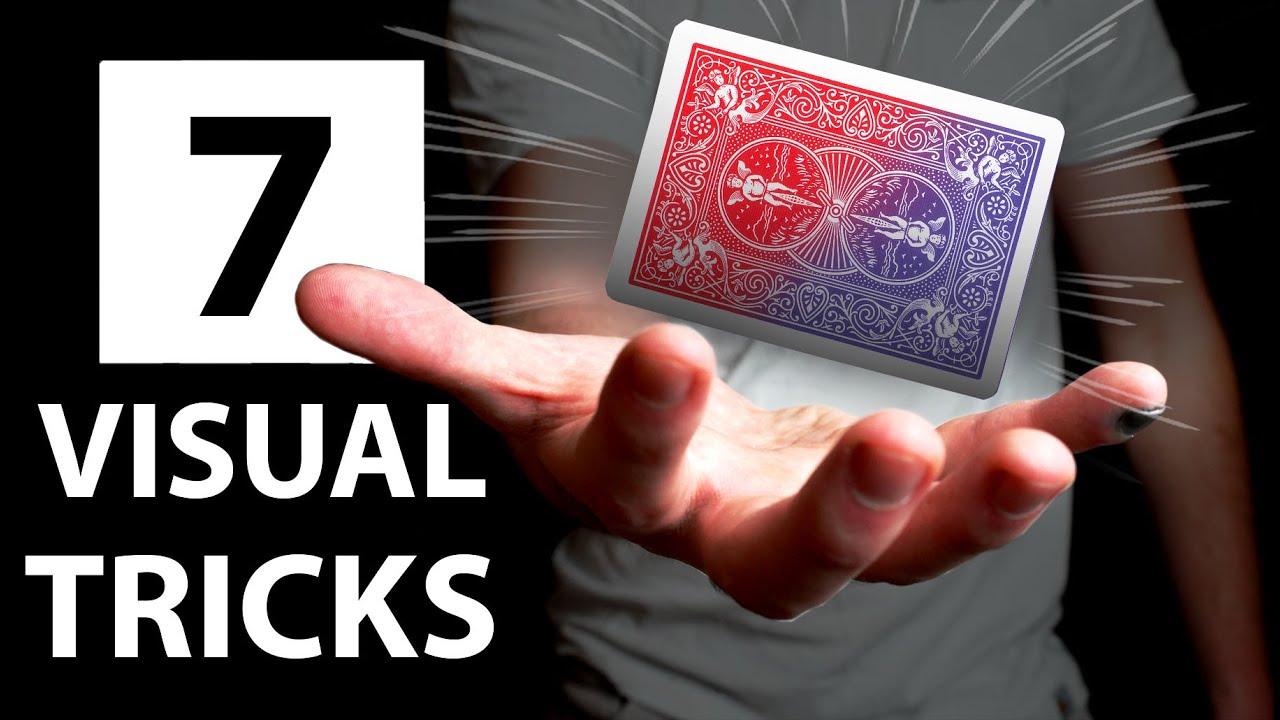 7 AMAZING Magic Tricks Anyone Can Do | Revealed