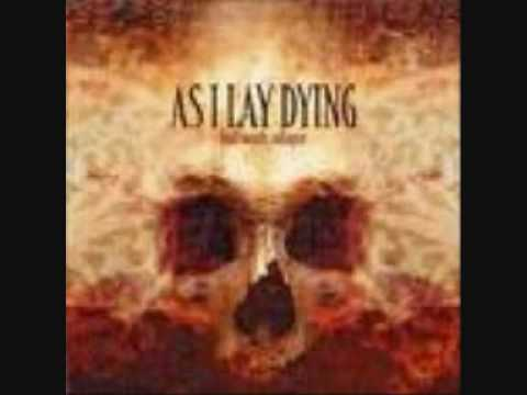 as l lay dying  A thousand steps