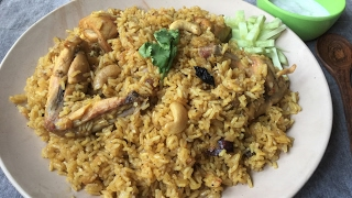hyderabadi authentic recipes