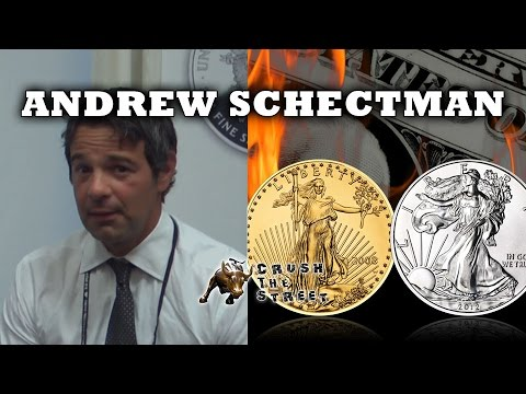 Precious Metals Prudence, We Are In Unprecedented Times -- part 1 Andrew Schectman Interview