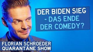 Die Corona-Quarantäne-Show vom 07.11.2020 – Schroeder Solo zum Biden-Sieg