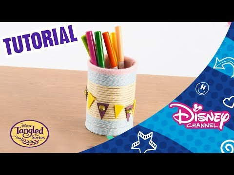 Tangled: The Series | Pen Pot | Official Disney Channel Africa