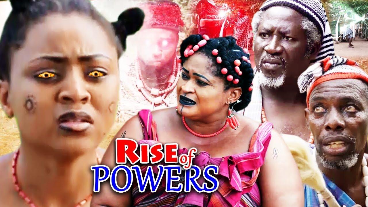 Download RISE OF POWERS SEASON 1&2 (REGINA DANIELS) 2019 LATEST NIGERIAN NOLLYWOOD MOVIE