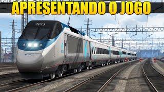 Train Simulator 2015 - Apresentando o Jogo PT-BR