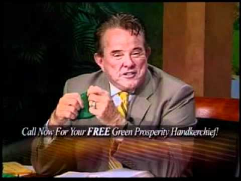 Don Stewart green prayer cloth
