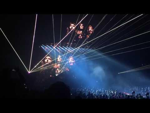 Bohemian Rhapsody / Queen  + Adam Lambert THE PALACE OF AUBURN HILLS, MI 7/20/2017