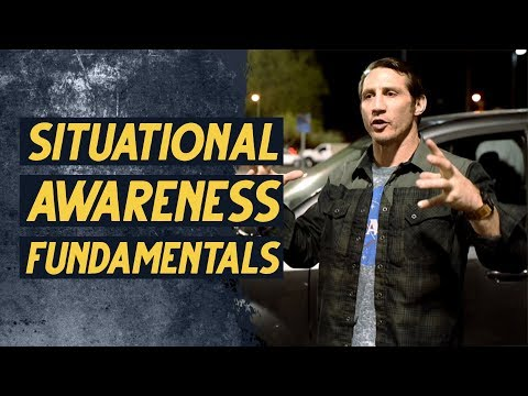 image for Tim Kennedy Teaches Fundamentals of Situational Awareness