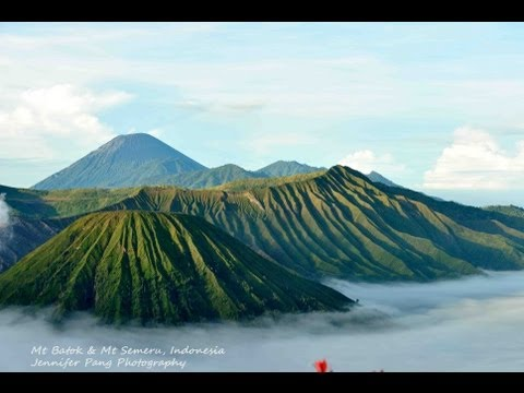 MOUNT BROMO & IJEN CRATER, Indonesia (A Rorne Tan Documentary Film 2013)