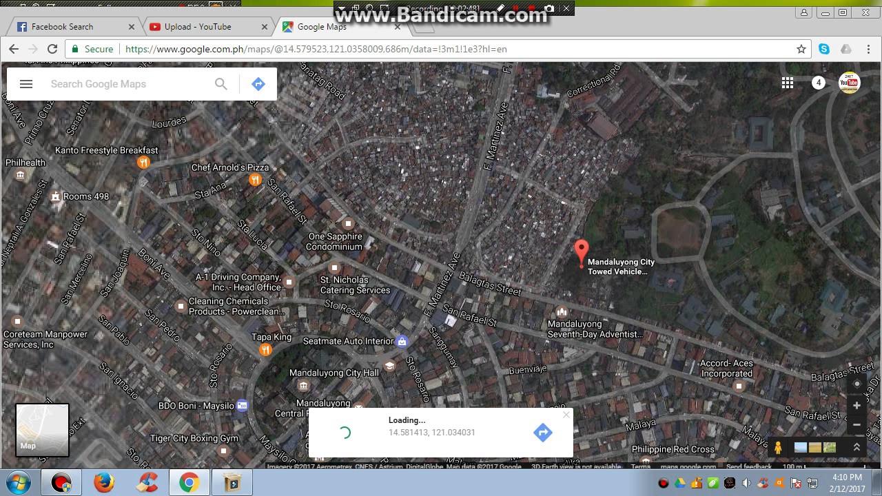 Mandaluyong Map Of Province F Martinez Ave YouTube - Mandaluyong map