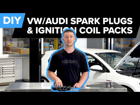Audi/VW 1.8T & 2.0T Ignition Coils & Spark Plugs – MK7 GTI (Golf, Jetta, A3, Tiguan, & More)