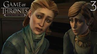 Game of Thrones: A Telltale Games Series (Ep.1) - Железные изо Льда! Дом Форрестеров без Лорда #3