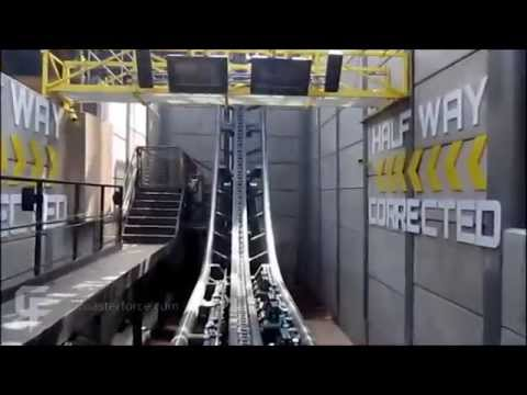 Top 7 Rollercoasters Alton Towers