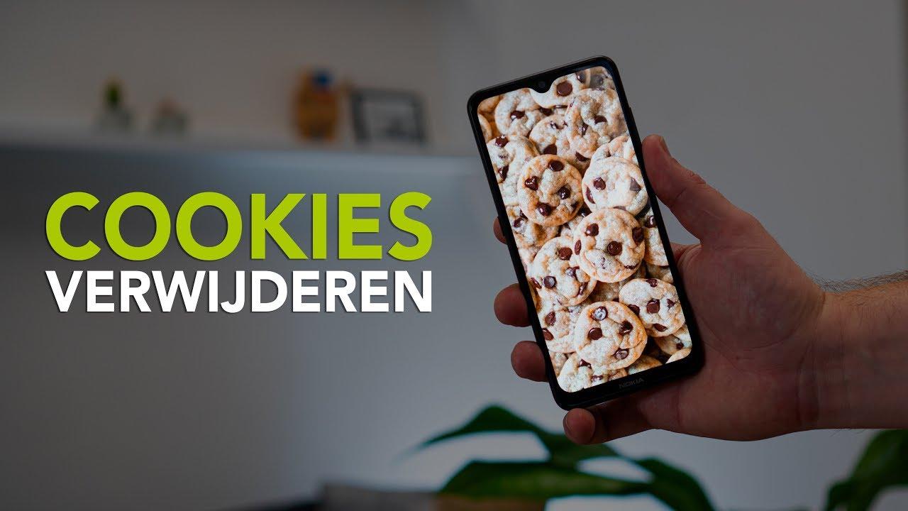 Cookies verwijderen op je Android-smartphone: zo doe je dat!