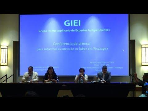 Grupo de OEA denuncia que Nicaragua no permite aclarar violencia
