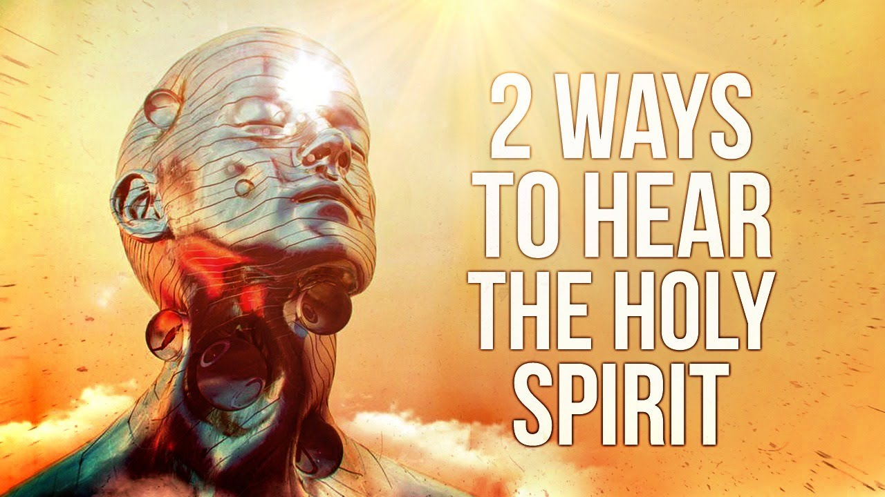 2 Ways The Holy Spirit Is Speaking To You (This May Surprise You)