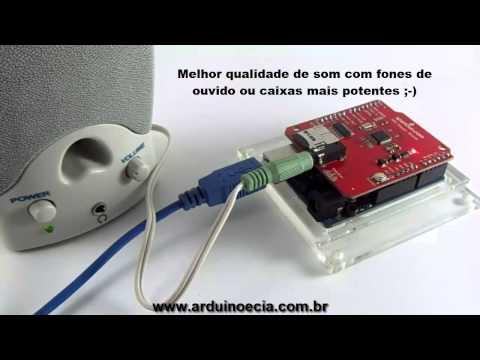 Arduino e Cia : MP3 Shield Sparkfun