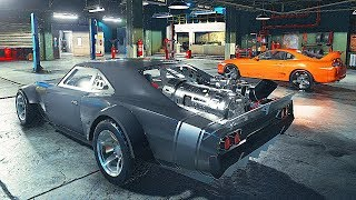 Car Mechanic Simulator 2018 - ОТРЕМОНТИРОВАЛ DODGE С 'ФОРСАЖ 8' l НОВИНКА!
