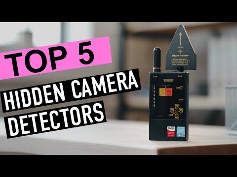 BEST 5: Hidden Camera Detector 2019