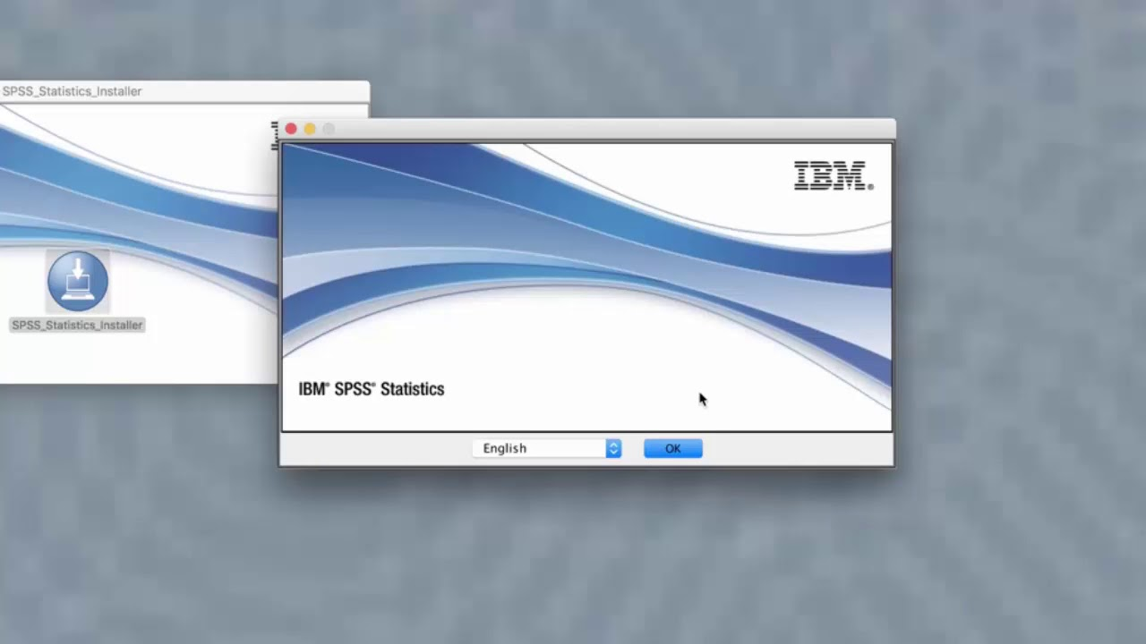 IBM SPSS Grad Pack 25 or 26 Installation for Mac by Hearne Software