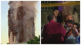 London Tower block fire: Special ITV News coverage