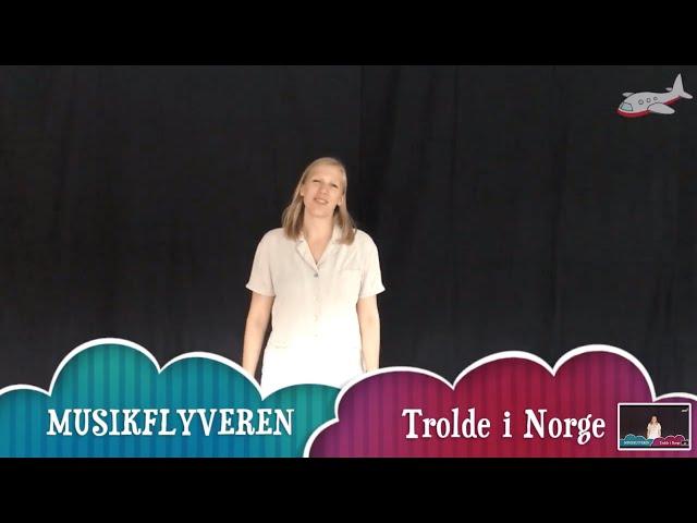 Trolde i Norge