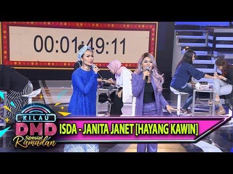 Iis Dahlia Feat Jenita Janet [Hayang Kawin] - Kilau DMD (5/6)