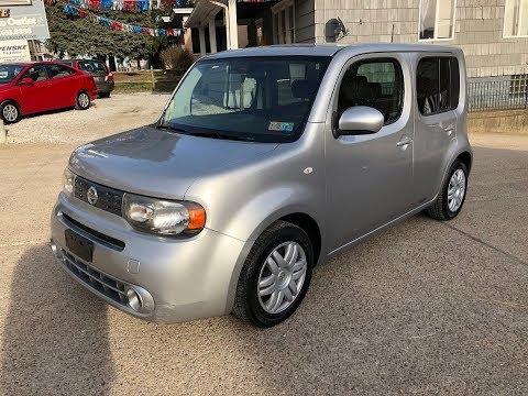 2009 Nissan Cube Elite Auto Outlet Bridgeport Ohio