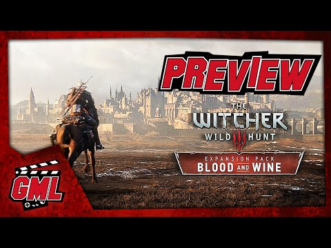 The Witcher 3 Blood and Wine - Trailer Français