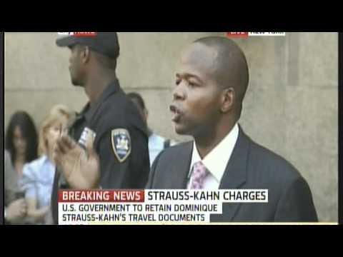 Dominique Strauss-Kahn: Four Pieces of Rape Evidence