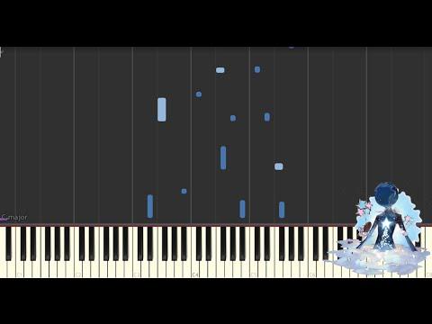 [deemo2.0][M2U & Nicode]Loadstar Piano(midi)