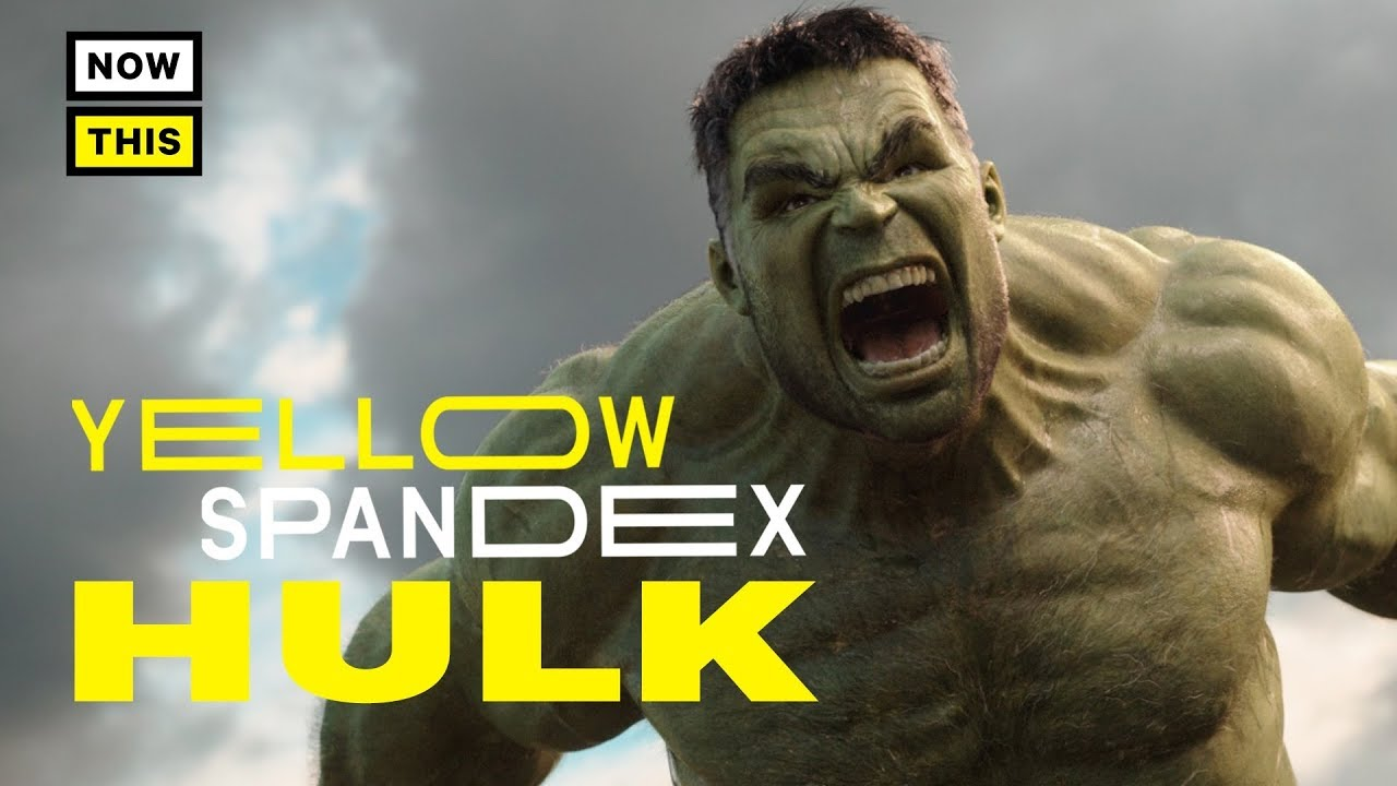 The Evolution of the Hulk | Yellow Spandex #14 | NowThis Nerd