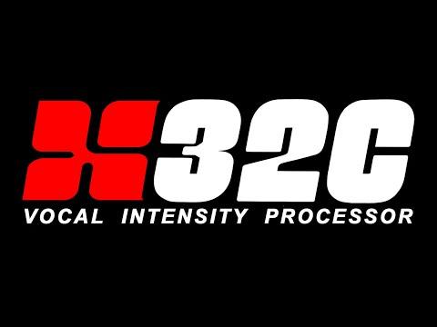 32C Vocal Intensity Processor (32C-VIP) AAX/VST/VST3/AU