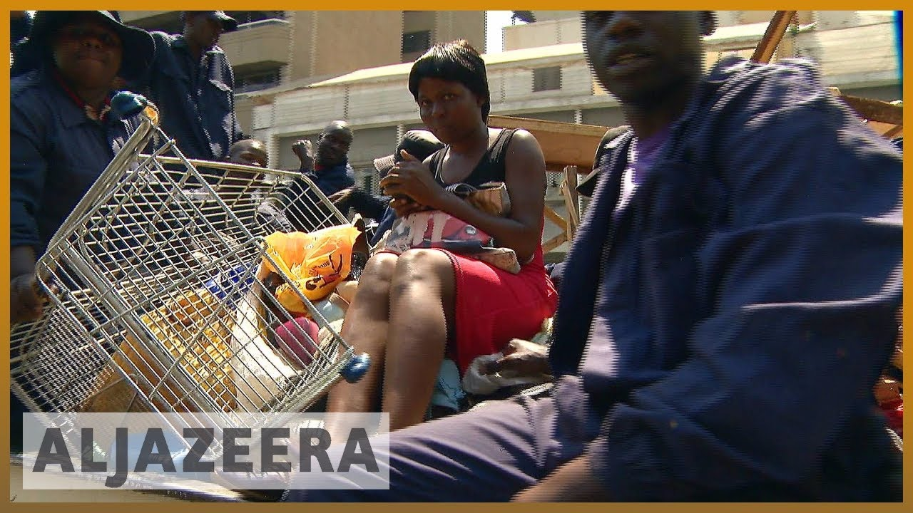 🇿🇼 Zimbabwe bans street vendors in effort to fight cholera | Al Jazeera English