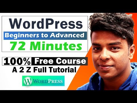 How To Make A WordPress Site | Beginner To Advanced Tutorial [2020]